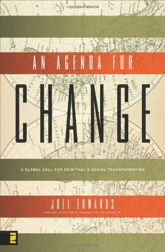 Read Online An Agenda for Change: A Global Call for Spiritual and Social Transformation pdf epub
