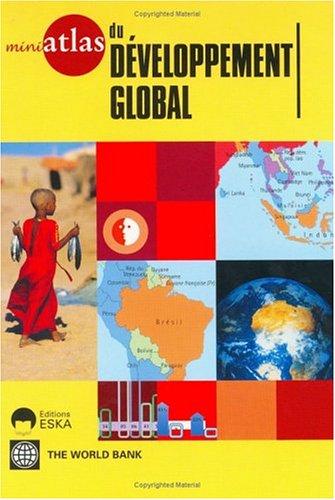 Miniatlas Du, Developpement Global / Miniatlas Of Global Development (French Edition)