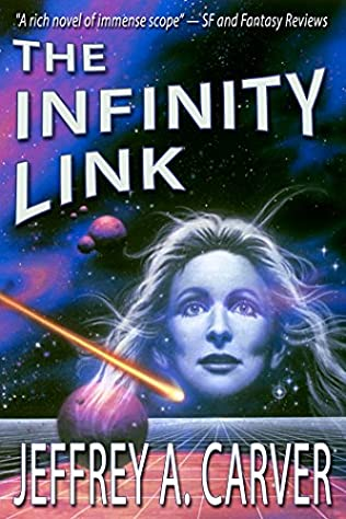 book cover of The Infinity Link