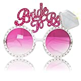 Wholesale Solutions Ltd - Hen Party Bride To Be Glasses Bling Night Novelty Bride To Be Party