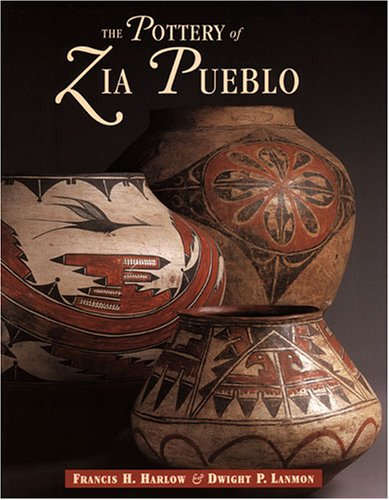 Zia Pueblo Pottery - The Pottery of Zia Pueblo