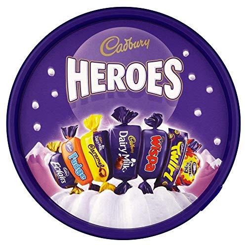 Cadbury - Heroes Tub - 660g