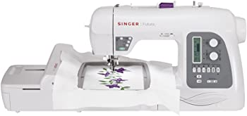 SINGER Futura XL-580 Embroidery and Sewing Machine