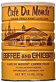 Cafe Du Monde Coffee Chicory, 15-Ounce