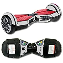MightySkins Protective Vinyl Skin Decal for Self Balancing Board Scooter Hover 2 Wheel mini board unicycle bluetooth wrap cover sticker Retro Gamer 1