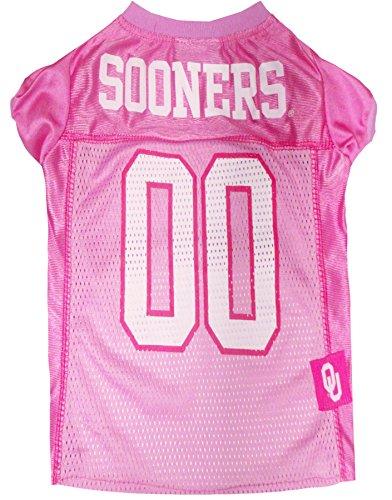 Oklahoma Sooners Jersey Material - 8