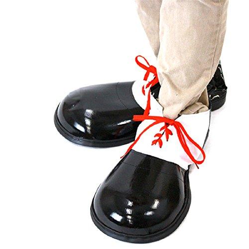 Shoes Clown (Clown Shoes Black)