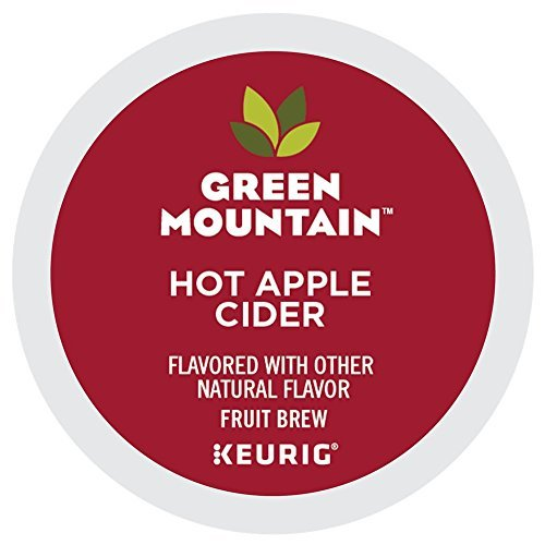 Green Mountain Naturals Hot Apple Cider 48 K-Cups for Keurig Brewers ()