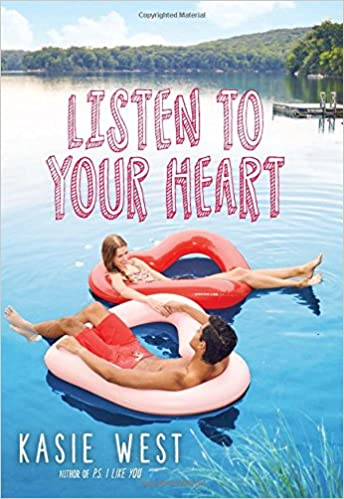 Image result for listen to your heart by kasie west