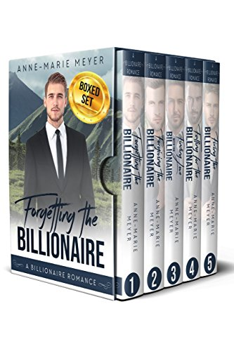 A Clean Billionaire Romance Complete Collection: 5 Sweet Billionaire Romances (Anne-Marie Meyer's Boxed Sets Book 6)