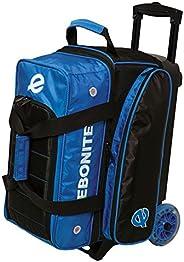 Ebonite Eclipse Double Roller Bowling Bag