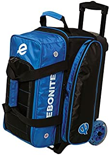 9bb45991a7 Amazon.com   Ebonite Equinox Double Ball Roller Bowling Bag