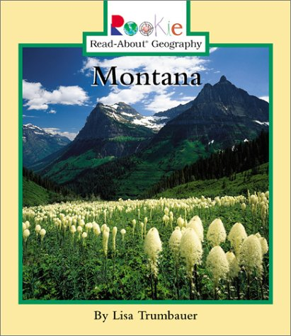 Download Montana (Rookie Read-About Geography) pdf epub