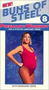 Buns of Steel 8: Pregnancy Workout (EP Version) [VHS]