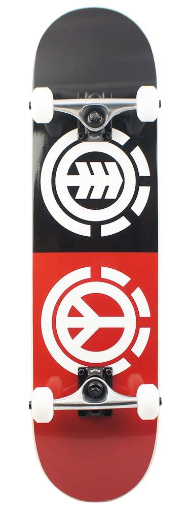 使い勝手の良い スケボー コンプリート セット スケートボード セット 7.75inch ELEMENT エレメント COMPLETE 初心者 Peace Logo Team Model 7.75inch 初心者 コンプリート [並行輸入品] B07PMHGYYK, クイックニットサービス:97670775 --- quiltersinfo.yarnslave.com
