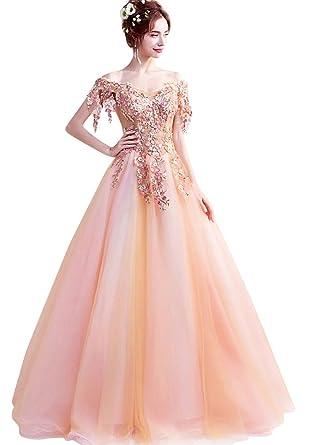 289247b11808e パーティードレス発表会プリンセスsweet 演奏会カラードレス結婚式ブライズメイドドレス ロング