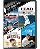 4 Film Favorites:Classic Baseball (4FF)