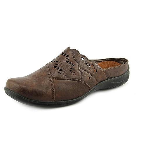 Easy Street Forever Mujer Grande Mocasines Zapatos Talla: Amazon.es: Zapatos y complementos