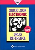 Quick Look Electronic Drug Reference 2003, Lance, Leonard L., 0781739306