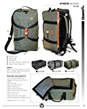 Skunk Hybrid Backpack/Duffle Gray - Smell Proof