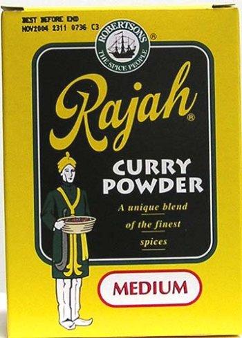 Rajah Medium Curry Powder 100g (Pack of 2)