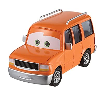Disney Pixar Cars Murphy Die-cast Vehicle: Toys & Games