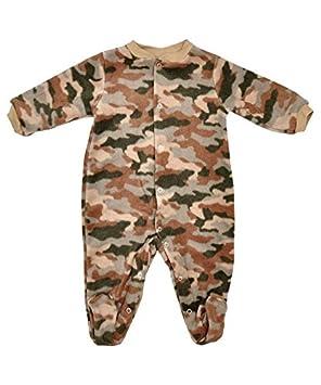 04c2545168cc Fleece Baby Onesie Sleepsuits (Boys   Girls) (0-3 months