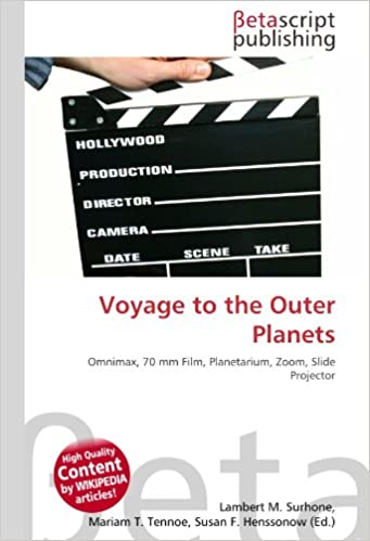 Voyage to the Outer Planets: Omnimax, 70 mm Film, Planetarium ...