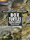 Box Turtles: Keeping & Breeding Them in Captivity (Basic Domestic Reptile & Amphibian Library)