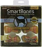 SmartBones Peanut Butter Dog Chew, Mini, 8-count, My Pet Supplies