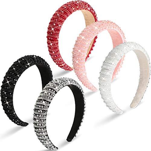 Rhinestone headbands wholesale