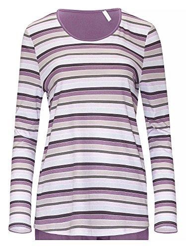 RÖSCH Pijama 100 % algodón Ropa cómoda Mujer Multicolor
