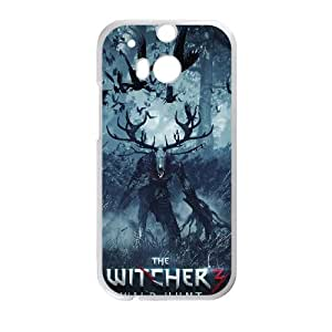 HTC One M8 Csaes phone Case The Witcher NWS93708