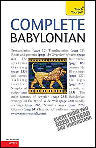 Complete Babylonian (Teach Yourself)