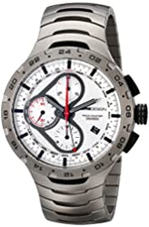 Momo Design Men's MD100-03SLSL-MB Master Racer Titanium Watch
