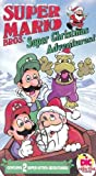 Super Mario Bros. Super Christmas Adventures! [VHS]