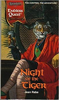 Night of the Tiger (Endless Quest)