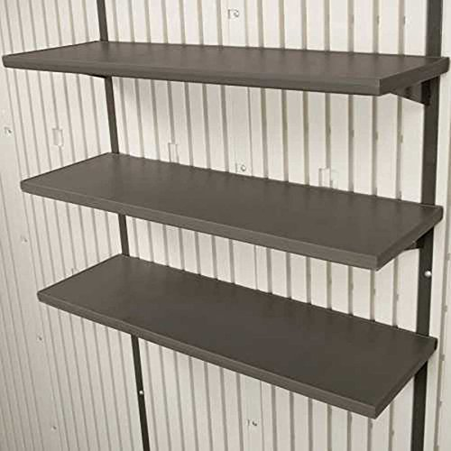 3 Piece 30in Shelf Storage Shed Accessory Kit by Lifetime Products
