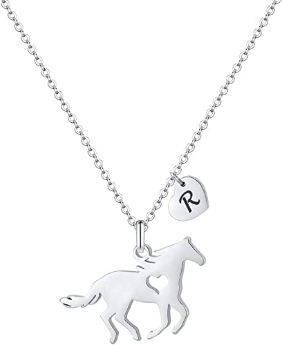 Horse Themed Gifts For Tweens - Necklace