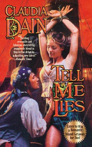 book cover of Tell Me Lies