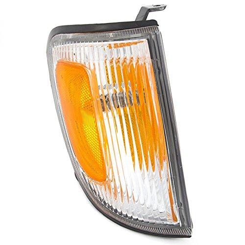 CarPartsDepot Front Bumper Parking Light Lamp Right Side 97-00 Toyota Tacoma TO2521155 TYC rm-TYC-18-5239-00