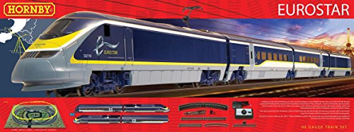 Hornby Gauge Eurostar 2014 Train Set by Jouef (Hornby Train Sets)
