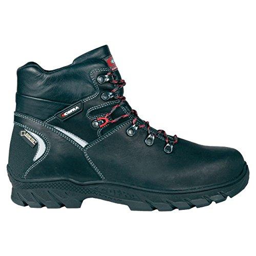 Cofra 17550–000.w45Shimizu S3WR Ci Hi HRO SRC–zapatos de seguridad talla 45NEGRO