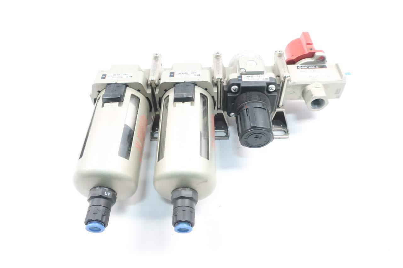 SMC VHS40-04 Modular Combo