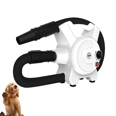 MAL Soplador de Agua para Mascotas, secador de Pelo para Perros, secador de Pelo