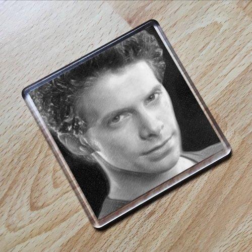 SETH GREEN - Original Art Coaster #js001