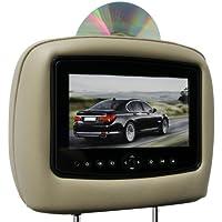 CarShow by Rosen CS-TYHIG08-T05 Single DVD Headrest System