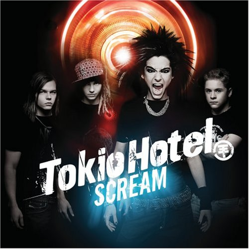 CD : Tokio Hotel - Scream