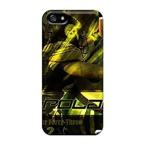 Slim New Design Hard Cases For Iphone 5/5s Cases Covers - Txm27214FLbF