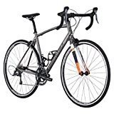 Cheap Diamondback Bicycles Airen Sport Women's Endurance Road Bike, Silver, 50cm/X-Small